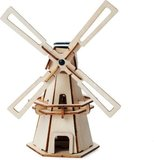 Kit solar windmill small_