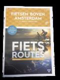 Fietsroutes boven Amsterdam_