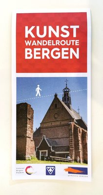 Kunstwandelroute Bergen