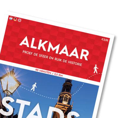 Stadswanderung Alkmaar
