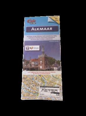 Cito Alkmaar map
