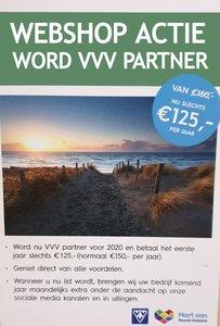 Word VVV Partner Webshop Actie!