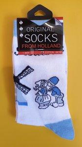 Sokken met Holland print