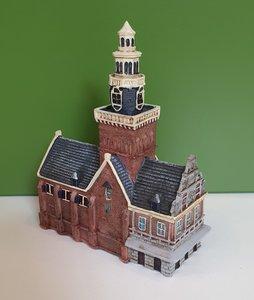 Beeldje van de Waagtoren