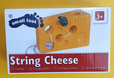 All tied up game cheese