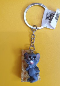 Keychain mouse