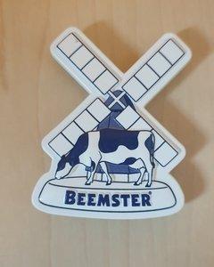 Magneet Beemster molen