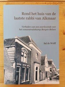 Boek Rond het huis van de laatste rabbi van Alkmaar