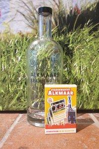 Pakketje Alkmaar kwartet & fles