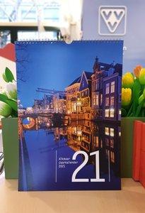 Jaarkalender Alkmaar 2021