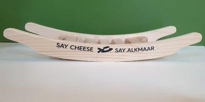 Kaasberrie say cheese say Alkmaar