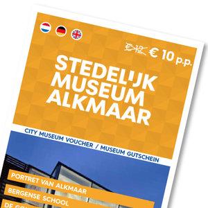 Ticket Stedelijk Museum Alkmaar (Volwassene)