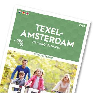 Fietskaart Texel - Amsterdam